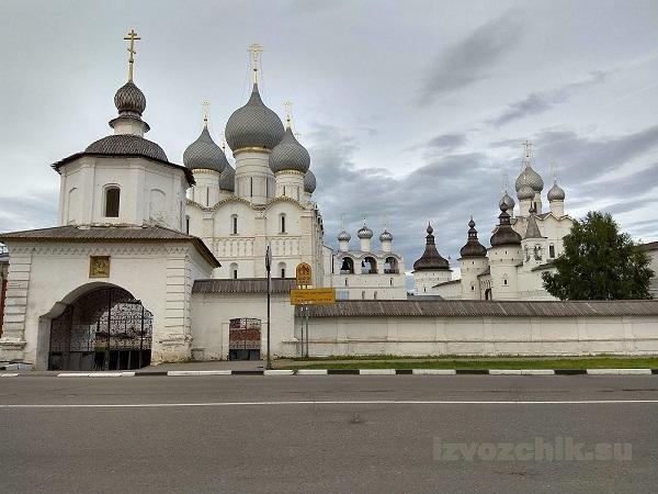 Ростов Великий, трансфер Москва - Ростов, такси межгород РУСЬ