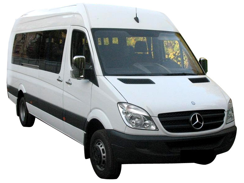 Mercedes-Benz Sprinter, трансфер в аэропорт, такси межгород