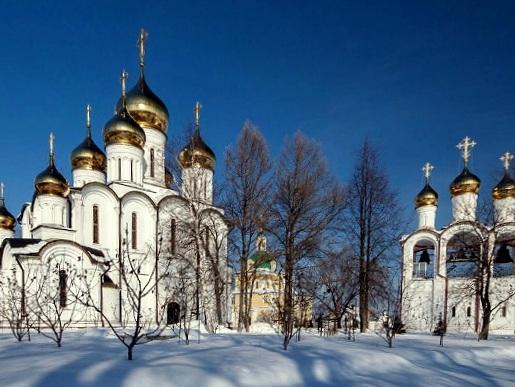 Переславль-Залесский в Новый Год
