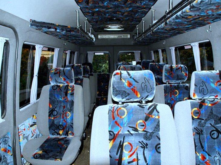 Москва-Завидово автобус
